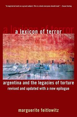 A Lexicon of Terror - Marguerite Feitlowitz
