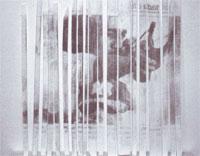 Cuerpo a Cuerpo XXIX (Body to Body XXIX), 1996/2000